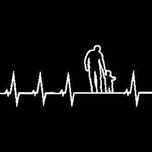 Vater und Sohn - Herzschlag