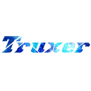 Truxer Name with Sick Blue