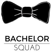 Bachelor Squad T-Shirt, Junggesellenabschied Tee
