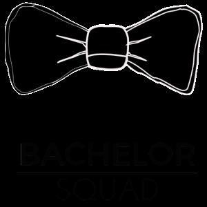 Bachelor Squad T-Shirt, Junggesellenabschied Tee