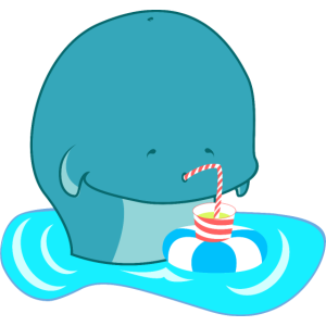 Netter Whale