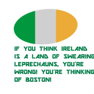 IRELAND MERCH