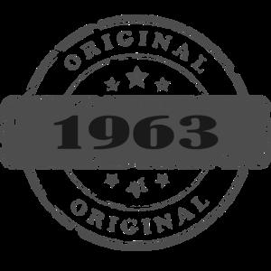Original 1963.