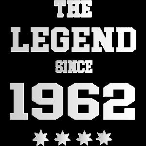 The Legend since 1962