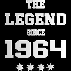 The Legend since 1964