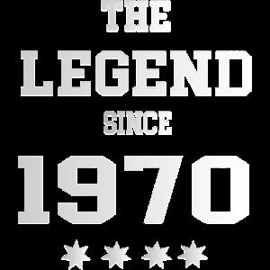 The Legend since 1970