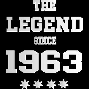 The Legend since 1963