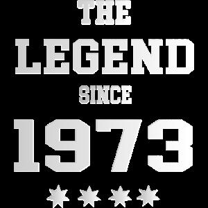 The Legend since 1973