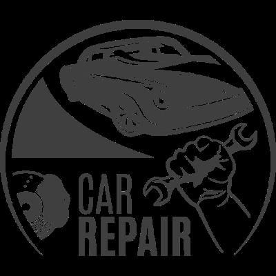 Auto Reparatur Emblem -  - freedesigns17,Werkzeug,Wappen,Transport,Service,Reparatur,Mechanik,Job,Garage,Entwurf,Banner,Auto,Abstrakte Kunst