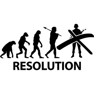 Resolution Evolution Army