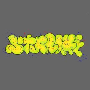 Strange Graffiti