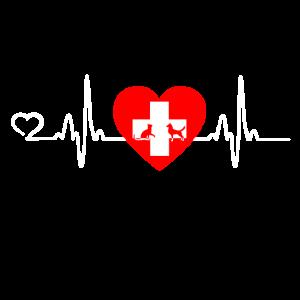 Tierarzt / Tierliebe - Herzschlag