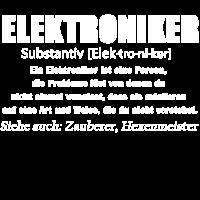 Elektroniker - Elektroniker Definition