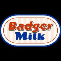 Badger Milk Logo