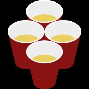 Bier Pong Tassen