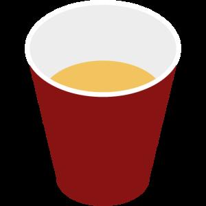 Bier Pong Tasse