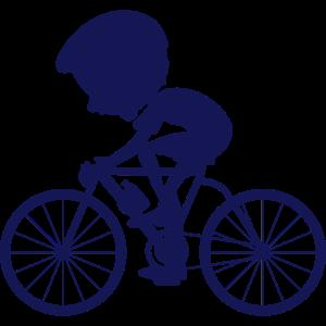 Kinderradfahrer
