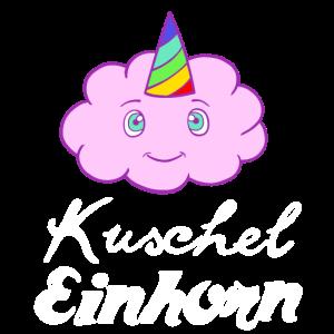 Kuschel Einhorn
