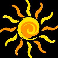 Motiv Sonne 1
