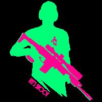 Knallige Farben - Shooter - Let's Shoot