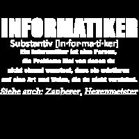 Informatiker - Informatiker Definition