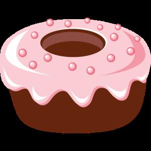 Krapfenkuchen
