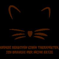 Therapeut Katze