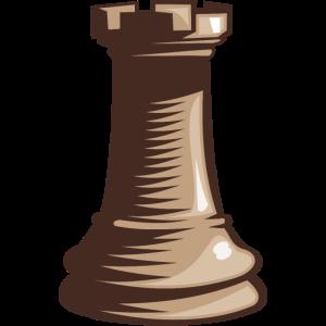 Schach-Turm