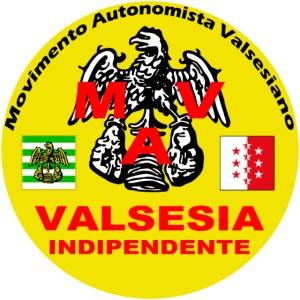 Logo Movimento Autonomista Valsesiano