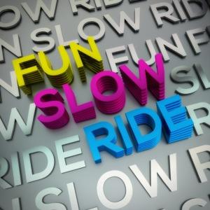 COVER ALBUM Fun Slow Ride 1024x1024