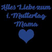1. Muttertag Junge