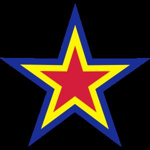 Stern 3C (Farbwechsel möglich)