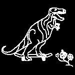 SK8-Rex-weiß