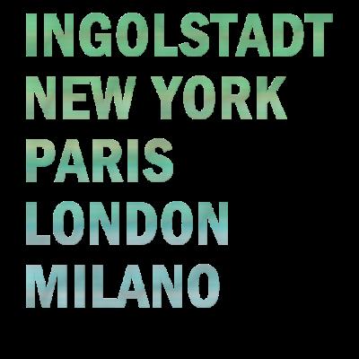 Metropole Ingolstadt - Metropole Ingolstadt - Ingolstädterin,Ingolstädter,Ingolstadt,08459,08458,08450,08424,0841