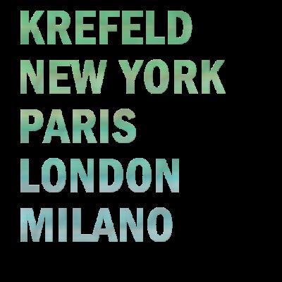 Metropole Krefeld - Metropole Krefeld - Seidenweberstadt,Krefelderin,Krefelder,Krefeld,02151