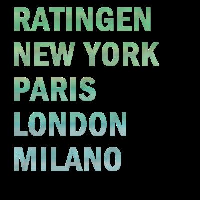 Metropole Ratingen - Metropole Ratingen - Ratingerin,Ratinger,Ratingen,02102