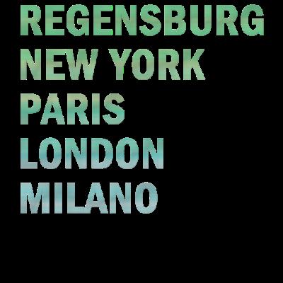 Metropole Regensburg - Metropole Regensburg - Regensburgerin,Regensburger,Regensburg,0941
