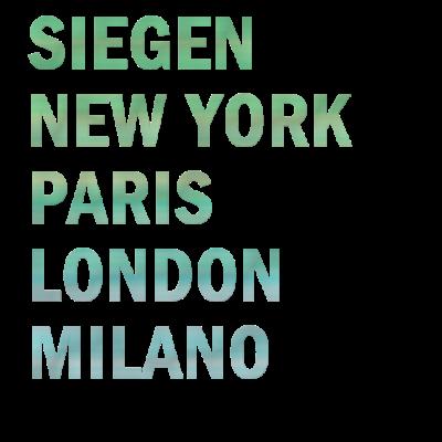 Metropole Siegen - Metropole Siegen - Siegenerin,Siegener,Siegen,02737,02732,0271