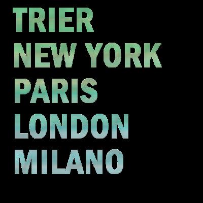 Metropole Trier - Metropole Trier - Triererin,Trierer,Trier,0651