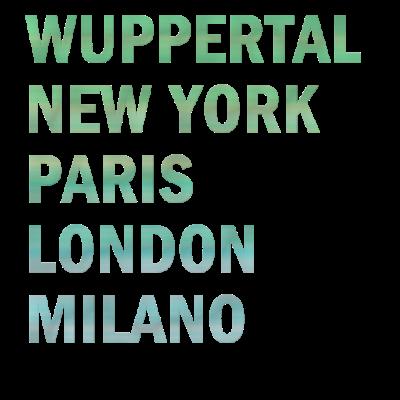 Metropole Wuppertal - Metropole Wuppertal - Wuppertalerin,Wuppertaler,Wuppertal,02058,02053,0202