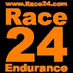 Race24 Logo in Orange
