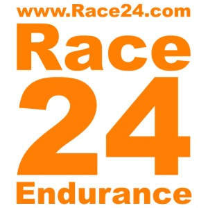 Race24 Logo in Orange