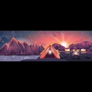 Camping Bergsee