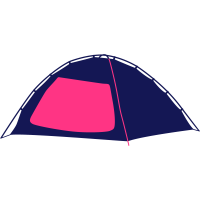Bergzelt