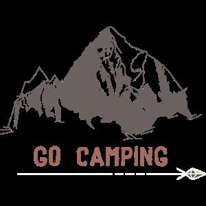 Campen gehen