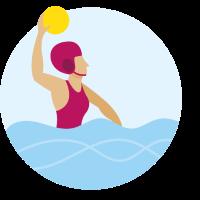 Wasser Polo