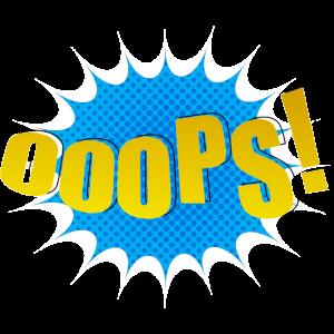 OOOPS!