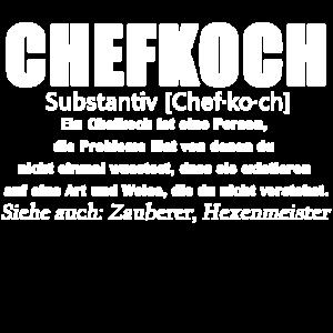 Chefkoch - Chefkoch Definition