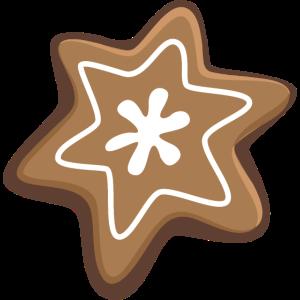 Lebkuchen-Keks