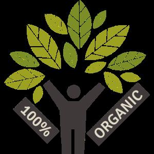 Organisches Etikett